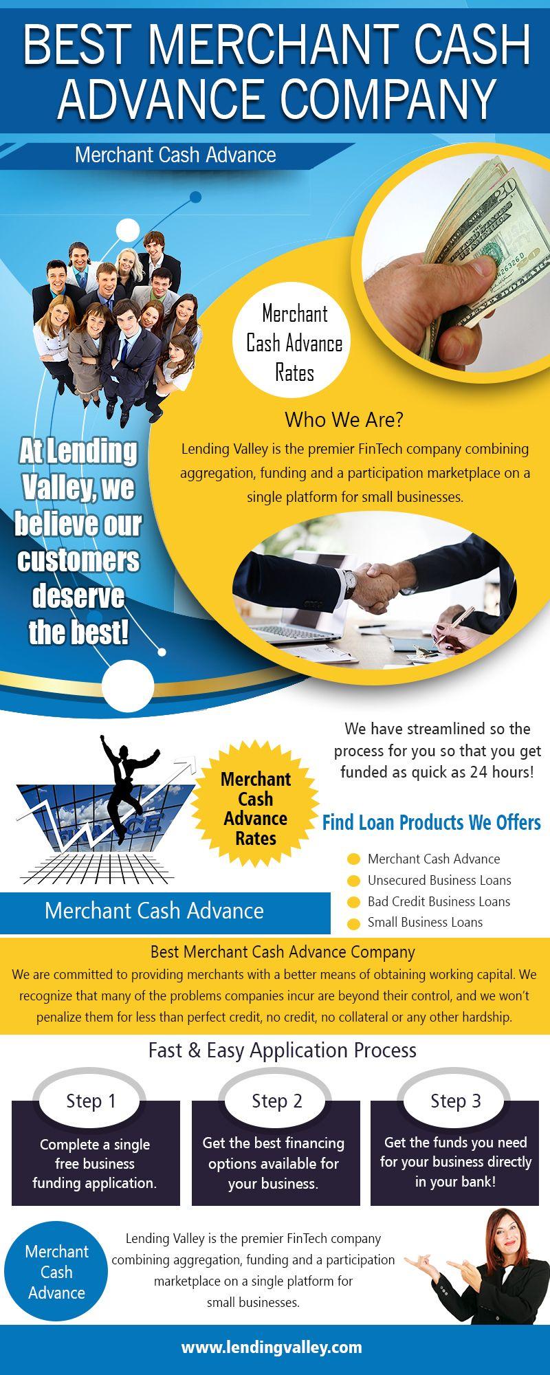 Best Merchant Cash Advance Company Cash Advance Loans Cash Advance Loans For Bad Credit