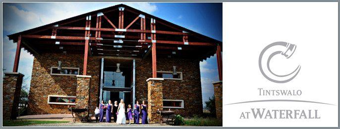 Tintswalo At Waterfall Gauteng Wedding Venues