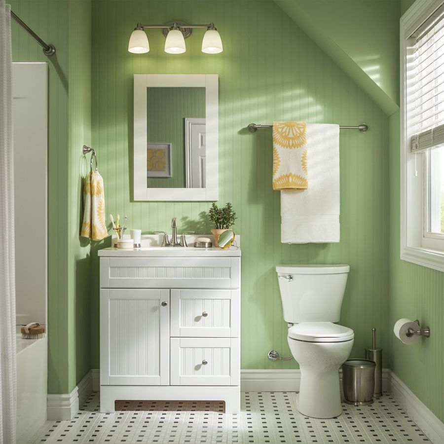 Style Selections Bathroom Vanity from The Ellenbee Collection
