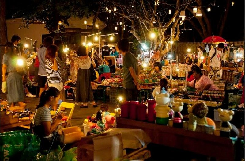 Image result for cicada night market in hua hin