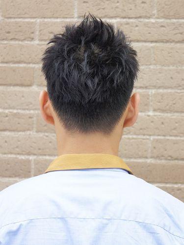 黒髪ショート メンズ 特集 メンズファッションメディア Otokomae ショート 黒髪 美髪 メンズ ヘアスタイル