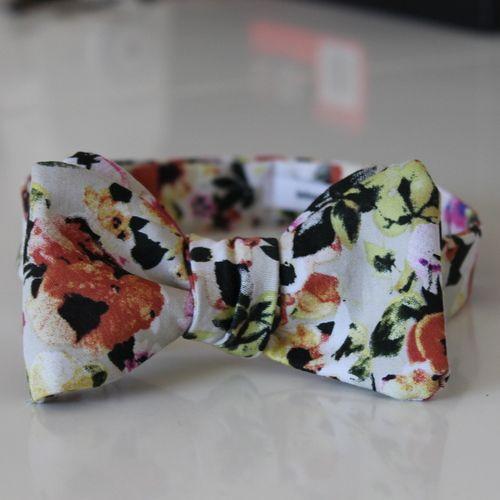 valse des fleurs bow tie by edward kwan
