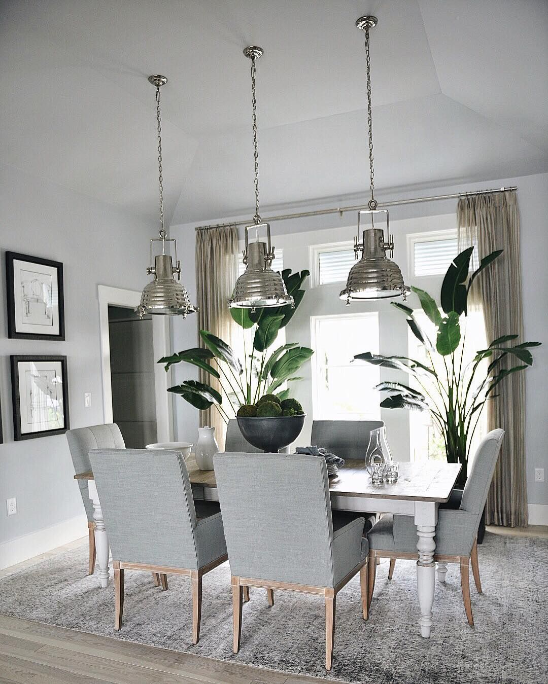The Dining Room In The HGTV Dream Home Is So Fresh