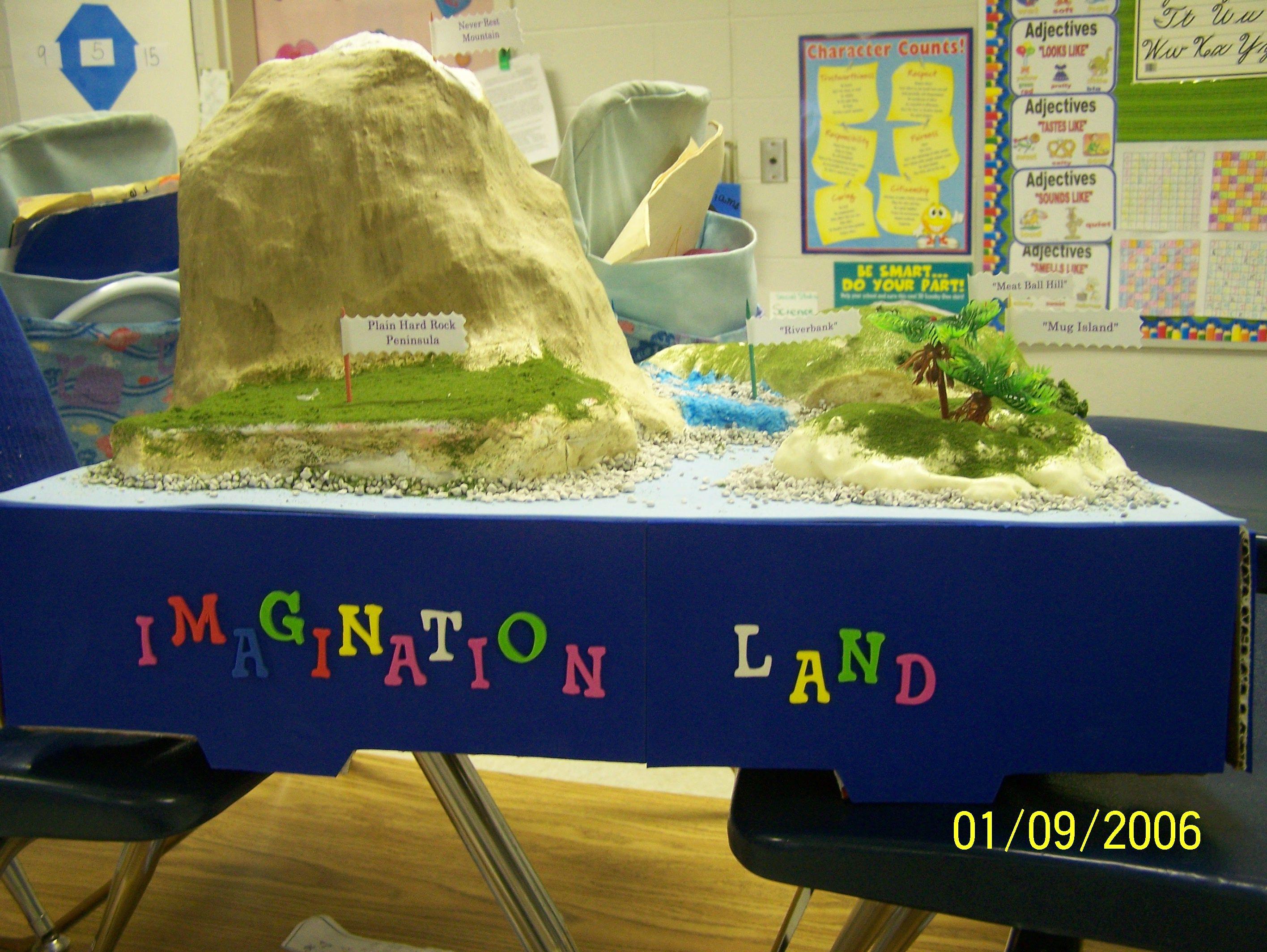 Landform Project