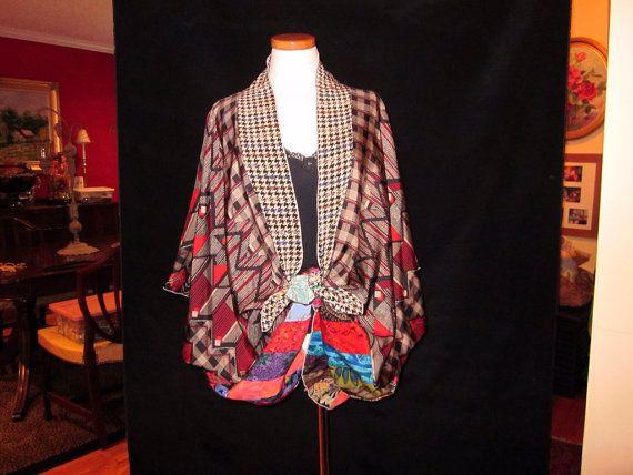 Eclectic Kimono jacket