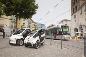 Toyota Deutschland Media-Website - Toyota startet Carsharing mit Elektroautos in Grenoble