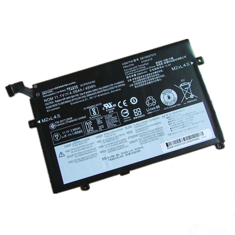 Lenovo 01AV411 Laptop battery for Lenovo Thinkpad E470 E470C
