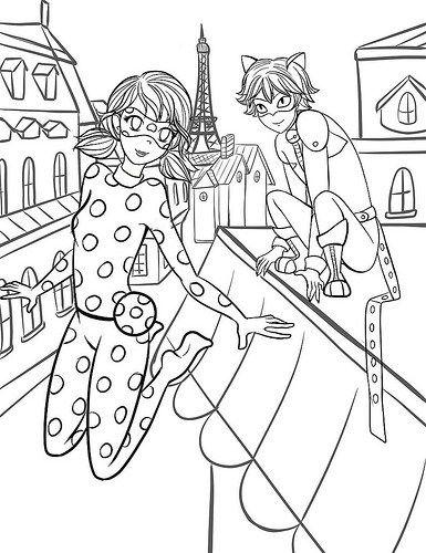 Dibujos De Ladybug Para Colorear E Imprimir Desarrollo De La