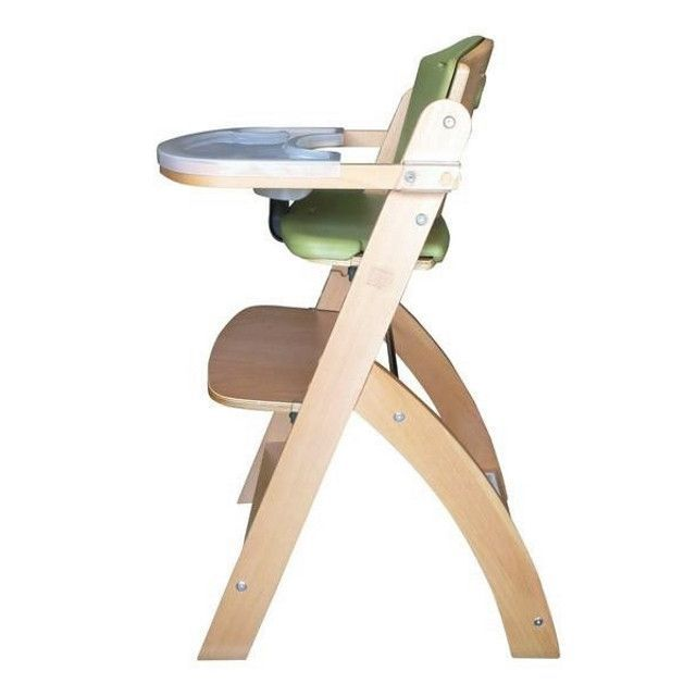 Note From The Staff We Love The Abiie Beyond Junior Y High Chair Because It Is Both Functional From A Design Poi Foot Rest Biodegradable Products Chair Design