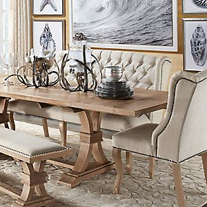 Coastal Archer Dining Room Inspiration  My Interior  Pinterest Custom Coastal Dining Room Sets Design Inspiration