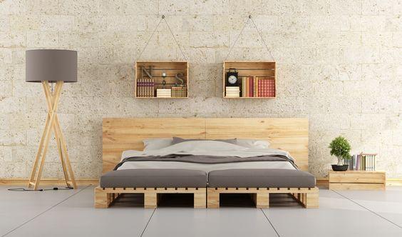 Muebles hechos con palet, 5 nuevas ideas para tu hogar   Muebles ...