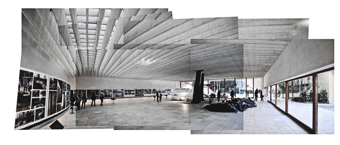 Sverre Fehn - Pabellón Bienal de Venecia