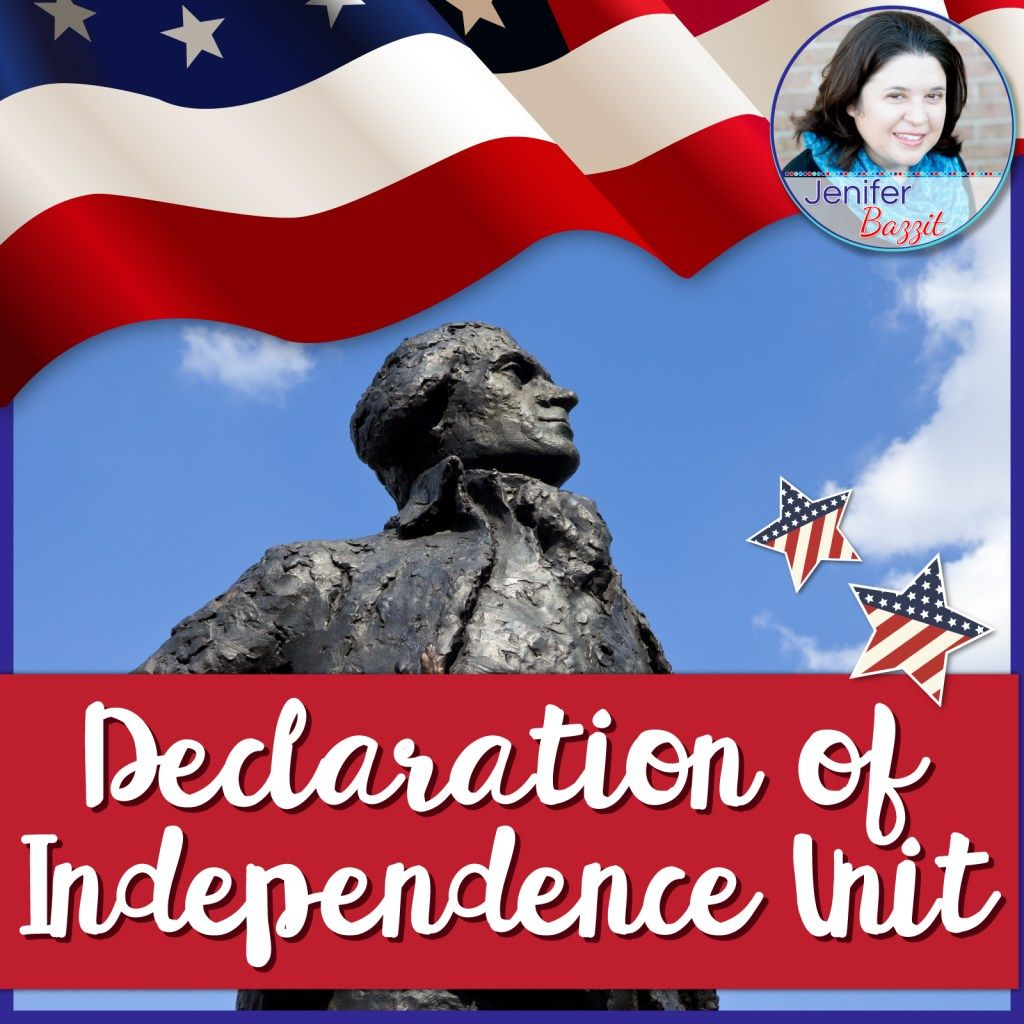 Teach The Declaration Of Independence The Fun Way With