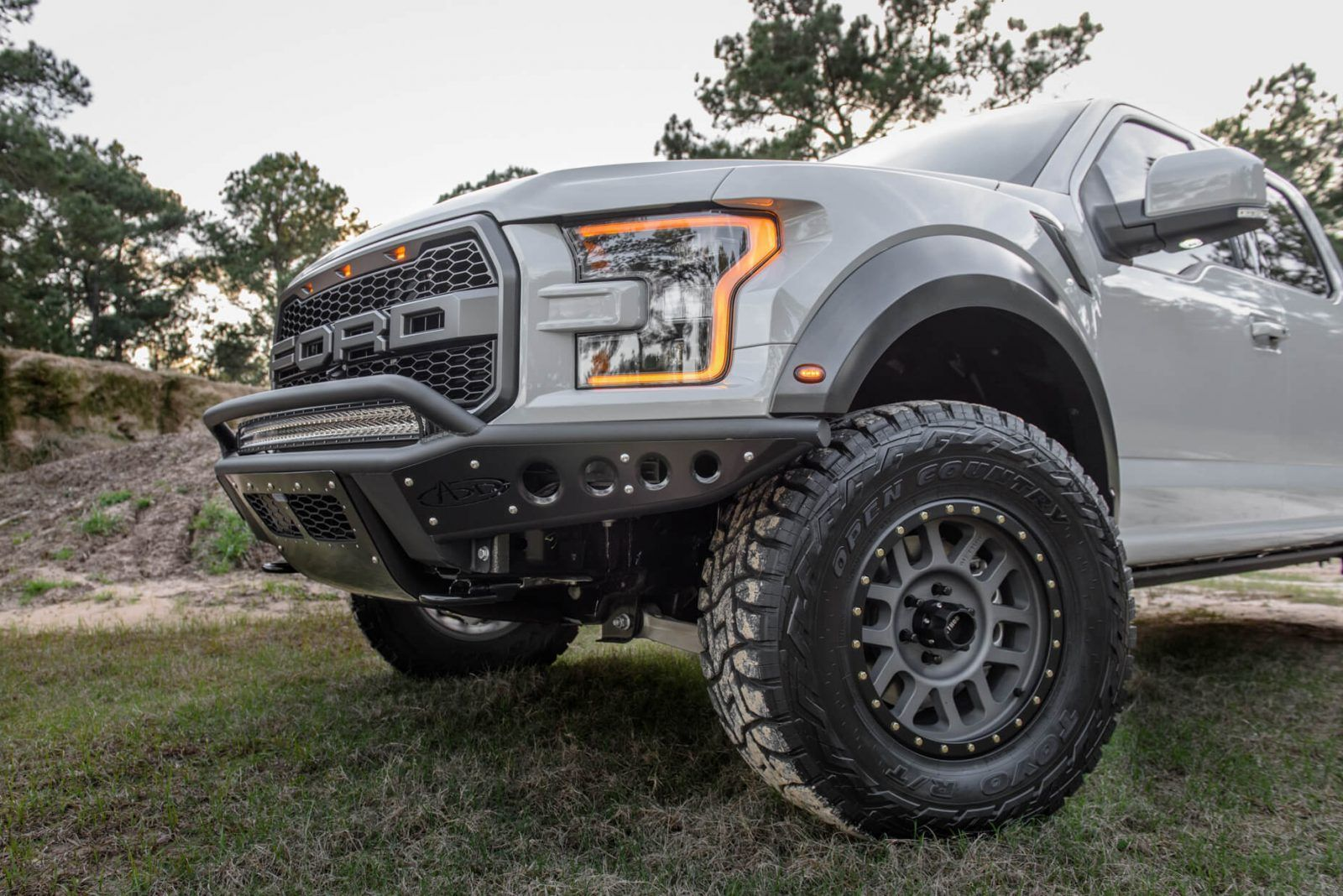 2017 Ford Raptor Stock Front Bumper Removal Guide Ford Raptor Ford Raptor 2017 Ford Trucks