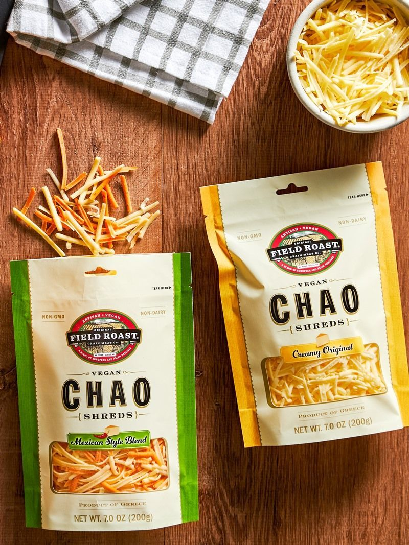chao mac and cheese nutrition