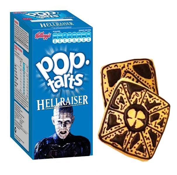 """""""Hellraiser"""" Pop-Tarts"""