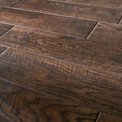 Wood Plank Porcelain Floor Tile Diy Ideas For D Home Pinterest