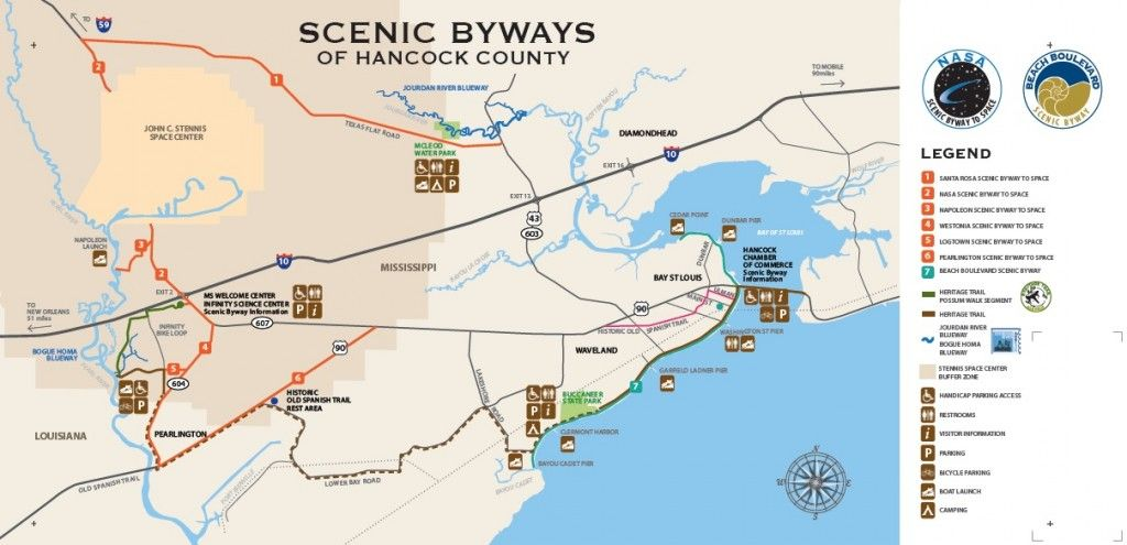 Download a copy of the Scenic Byways Map and start planning your adventure!