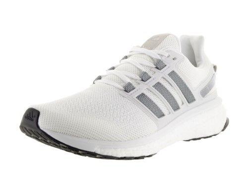compañera de clases Retener Espíritu  Adidas Men's Energy Boost 3 M Running White Ftw/Charcoal Solid Running Shoe  7.5 Men US, Size: 7.5 D(M) US, Black | Adidas men, Running shoes, Adidas
