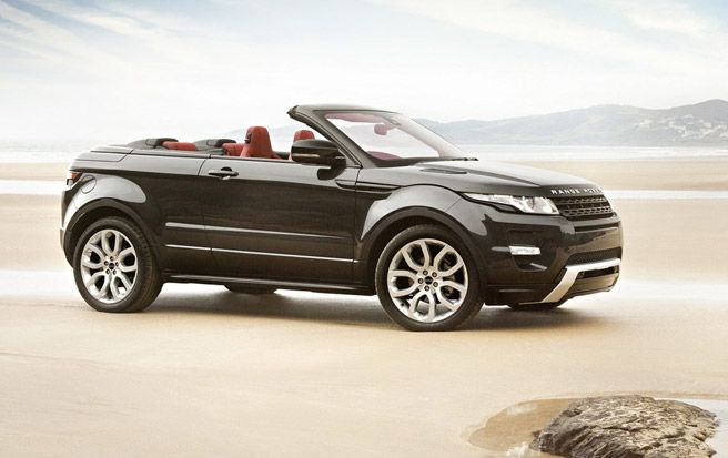 Range Rover Evoque Cabriolet Range Rover Evoque Convertible Range Rover Evoque Range Rover