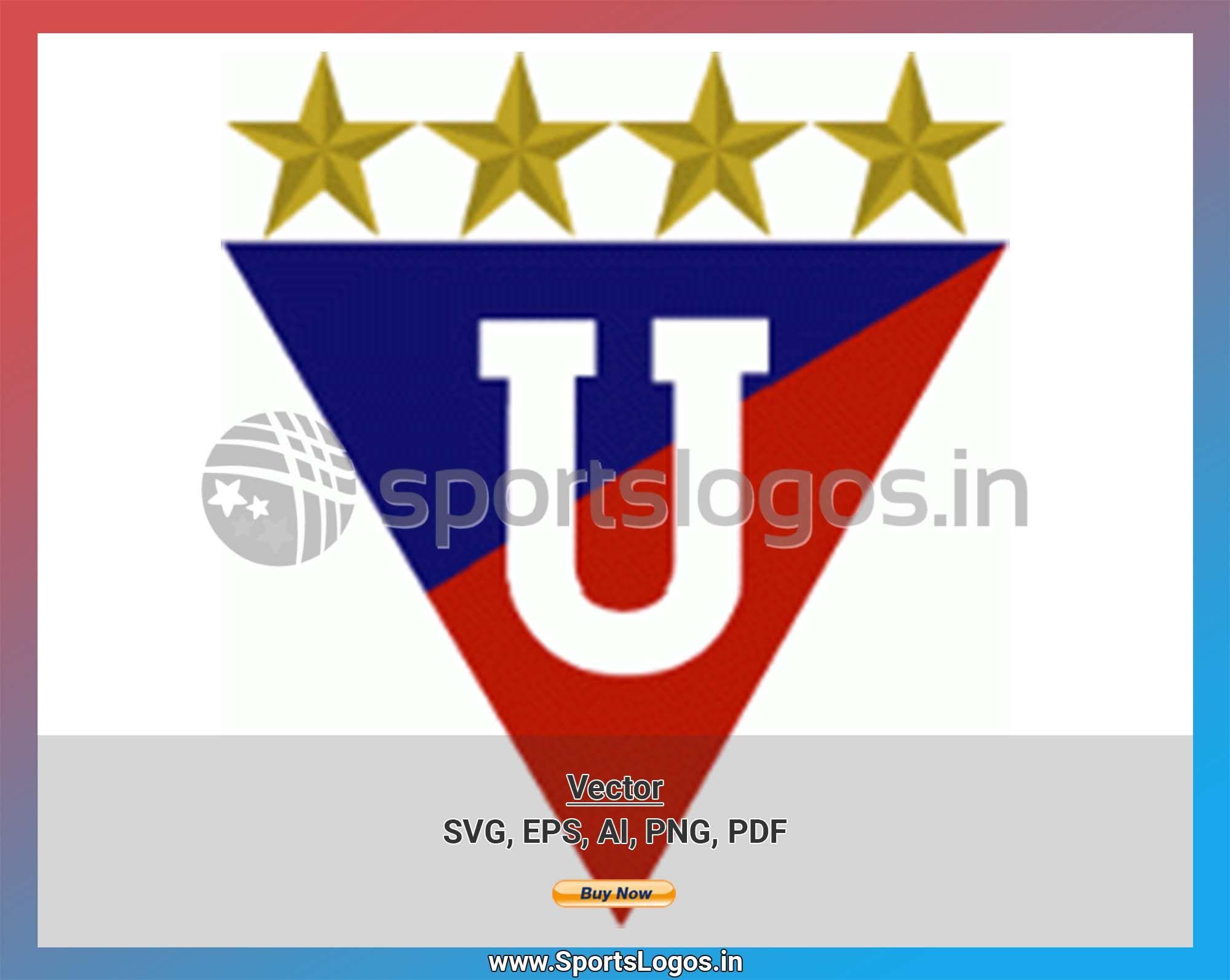 Ldu Quito Soccer Sports Vector Svg Logo In 5 Formats