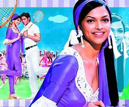 deepika padukone retro bollywood hairstyle   Bollywood ...