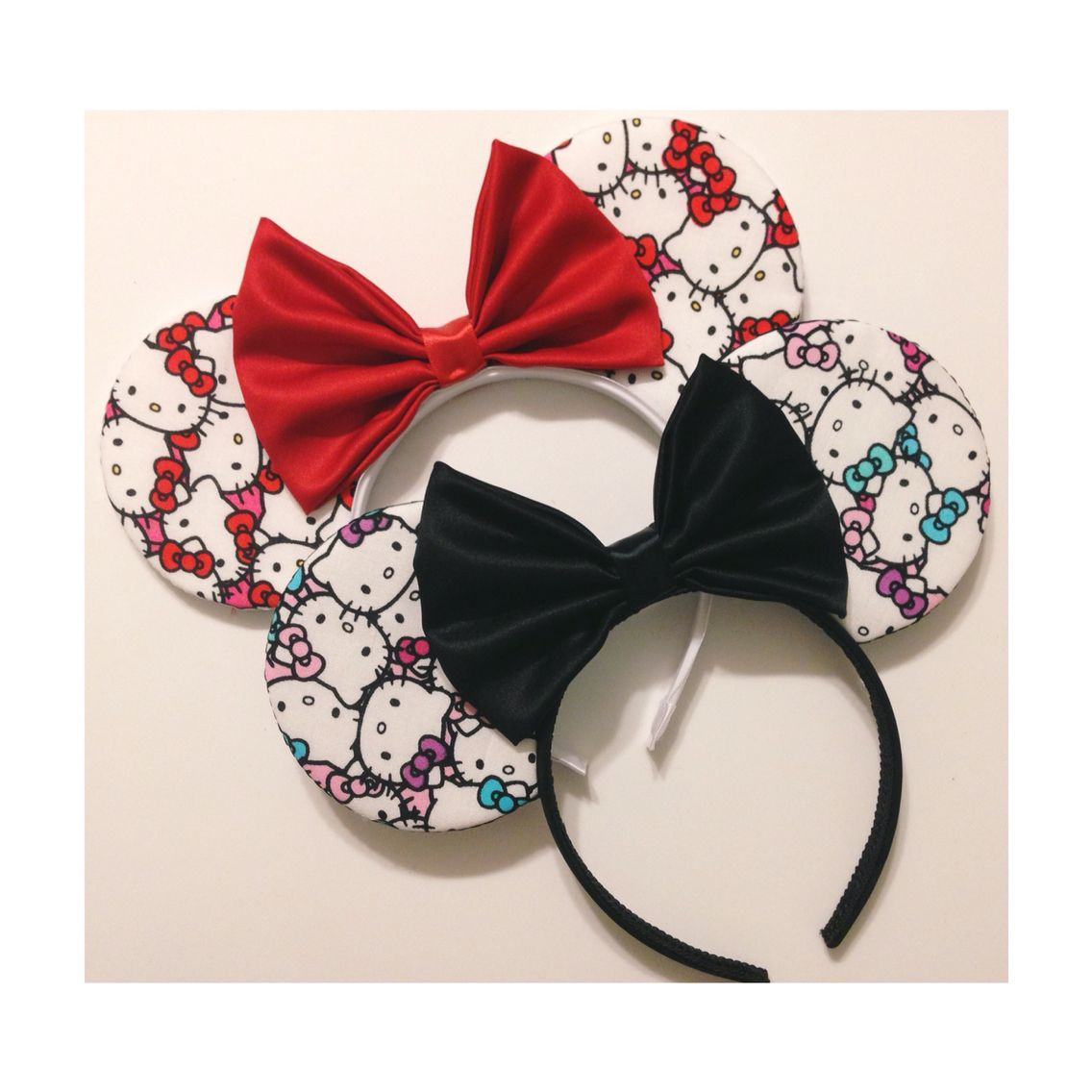 Hello Kitty Ears