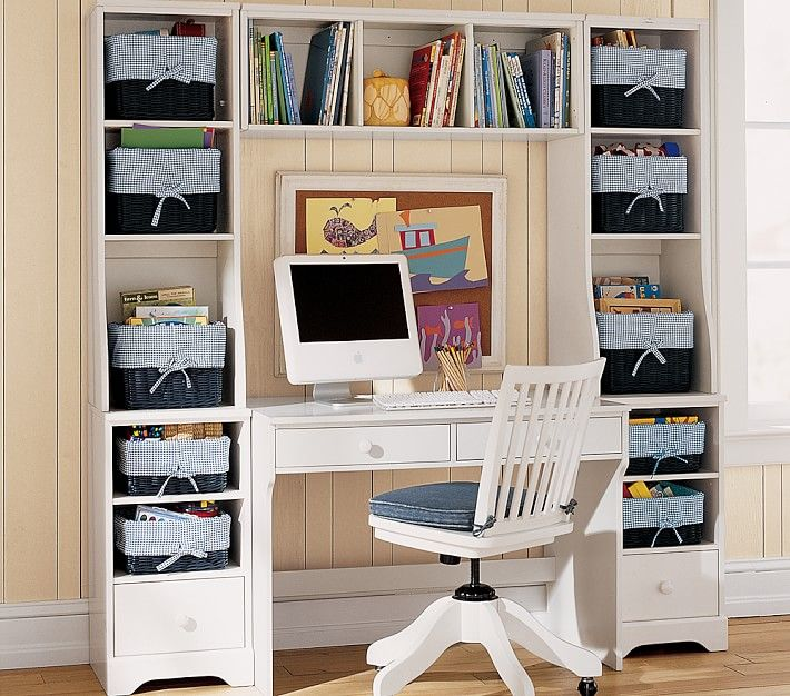 Library Wall Desk Small Cabinet Play Table Storage Kid