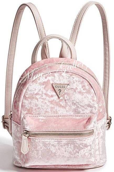 d250a2e46 Guess Handbag Purse Wallet Tote Hand Shoulder Backpack Bag School pack NWT