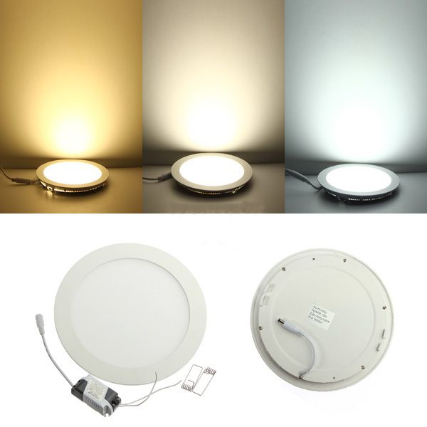 Wholesale Price Free Shipping Led Ceiling Lights Dimmable Ultra Thin 18w Led Ceiling Round