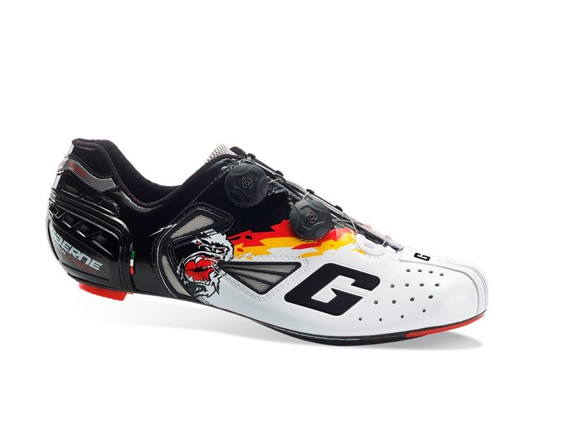Gaerne Riders Shoes: ANDRE GREIPEL