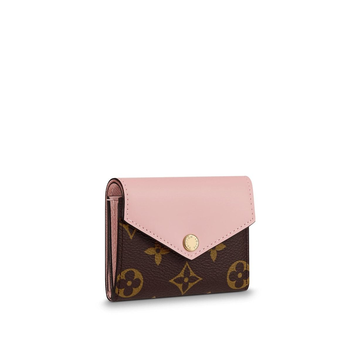 b90a41490333b View 1 - Monogram SMALL LEATHER GOODS WALLETS Zoé Wallet