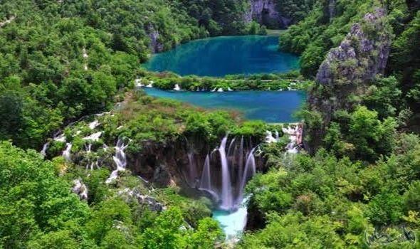 كرواتيا سحر الطبيعة والجمال لقضاء شهر العسل ممتع Plitvice Lakes Plitvice National Park Croatia National Park