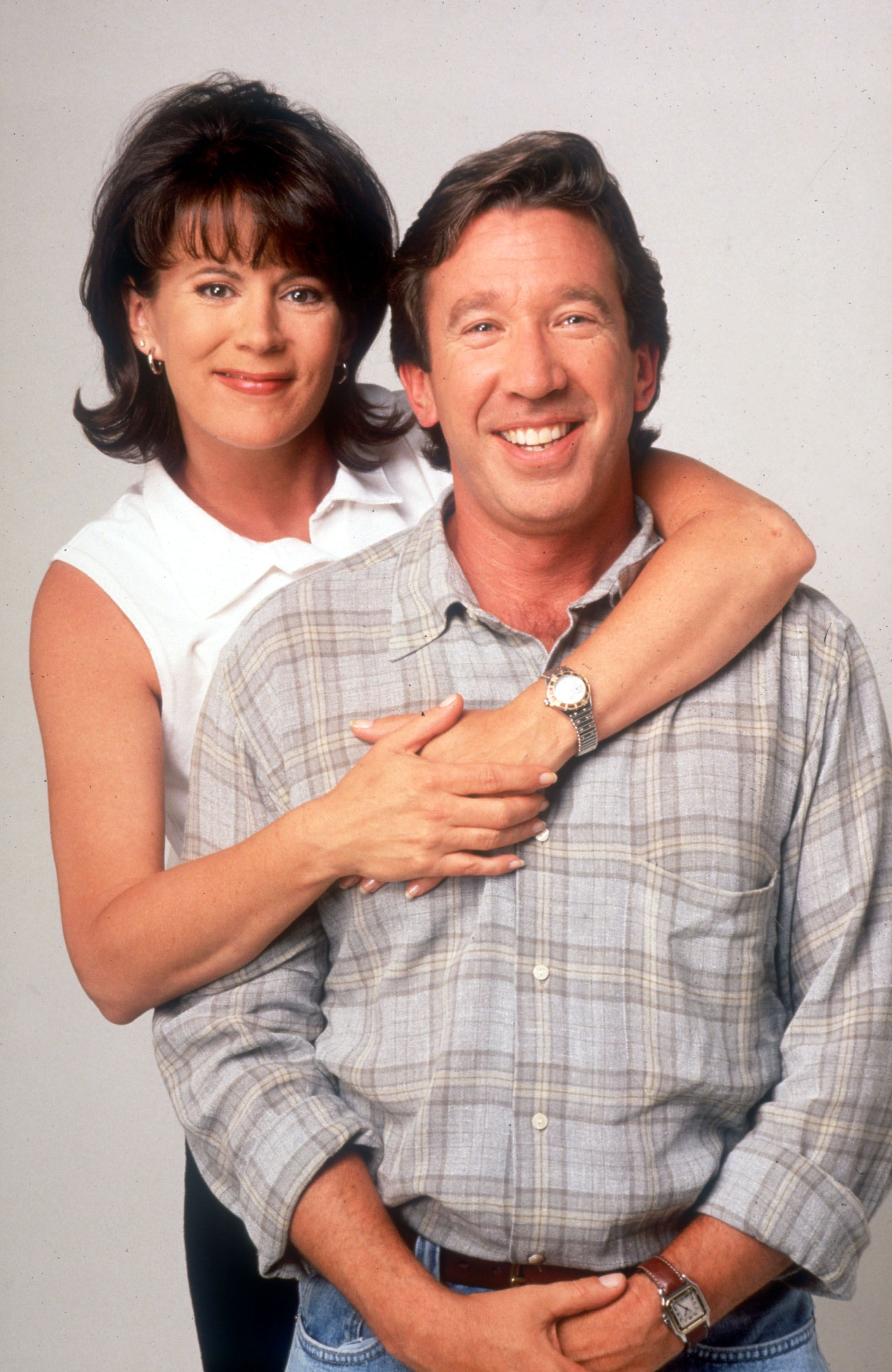 tim & jill - home-improvement-tv-show photo | great couples (acting