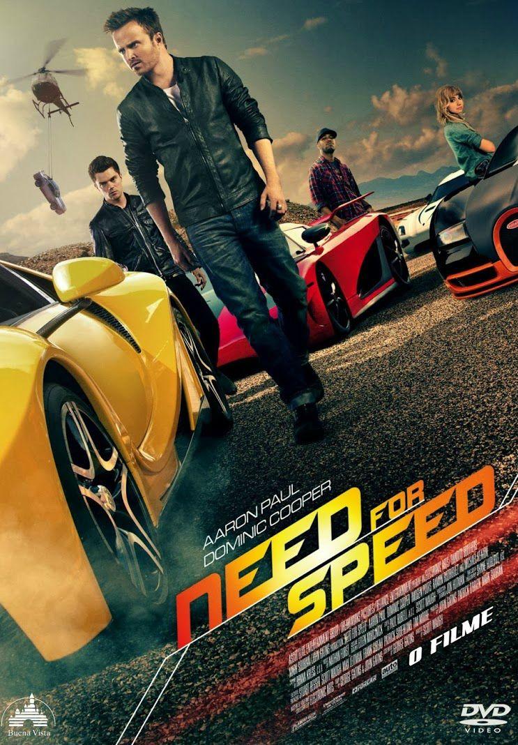 Baixar Need For Speed – O Filme - DVD-R Dual Áudio - Torrent - Baixeveloz