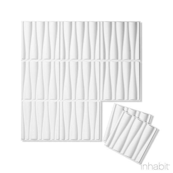 Drift Wall Flats   3D Wall Panels   Sample Panel  Wall Flats   3D Wall