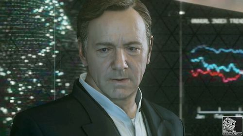 Kevin Spacey plays a villian in the next Call of Duty Game: Advanced Warfare