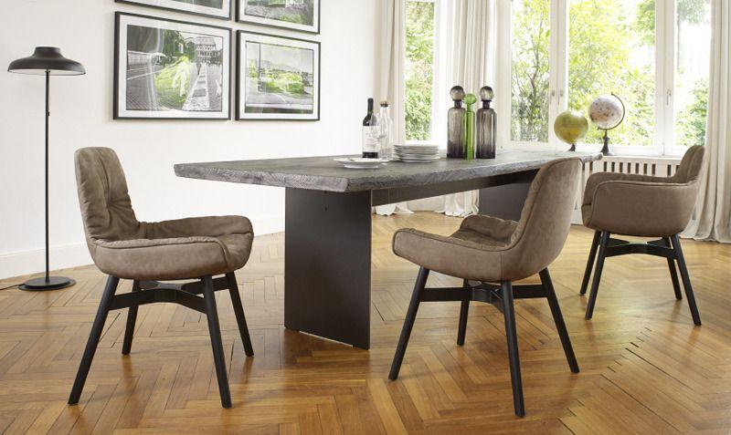Stefan knopp sk 01 tisch table monolith haus felix for Hoflehner interiors