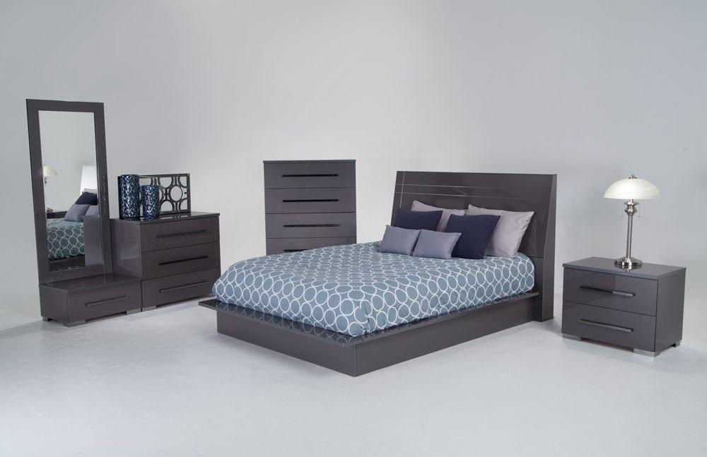 Platinum | Bedroom sets queen, Bedroom set, 5 piece ...