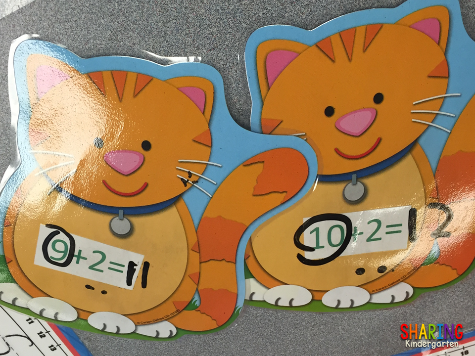 Center Saturday - Sharing Kindergarten