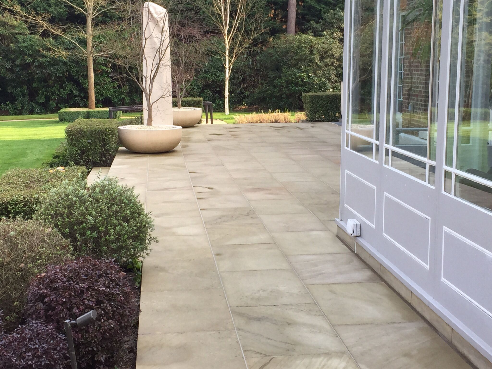Paving to for sawn Yorkstone Fateh Pinterest