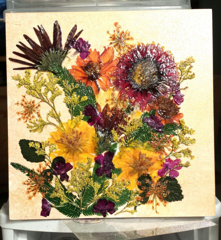 Pin by FlowerFelicity on Handmade Pressed Flower Art | Pinterest ...