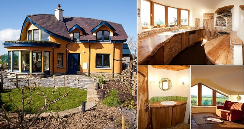 Schones Haus Aus Schlamm Und Holz Haus Design Pinterest House