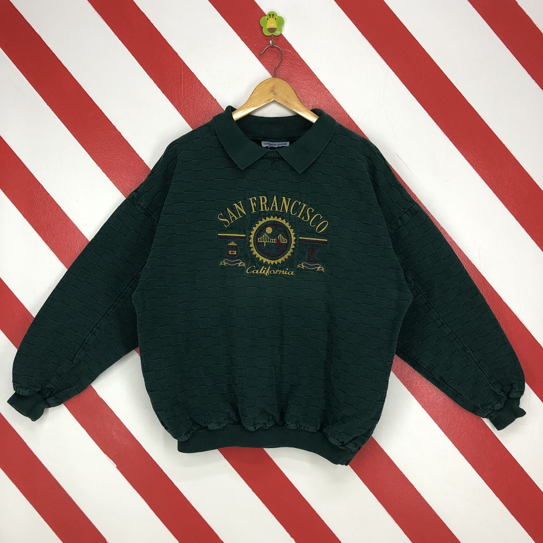 Vintage 90s San Francisco Sweatshirt San Francisco Crewneck Etsy Vintage Crewneck Sweatshirt California Outfits San Francisco Sweatshirt [ 3000 x 3000 Pixel ]