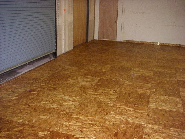 OSB Floor | Ideas for that house I will build someday ...