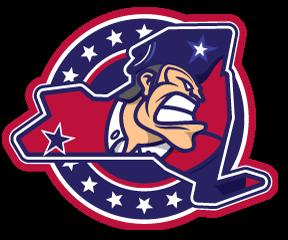 Jamestown Rebels Logo American Hockey League Logos Sports Logo