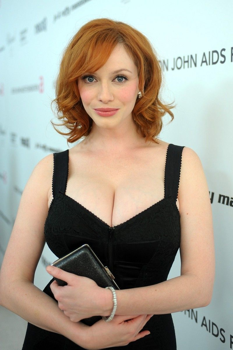 Twitter 2019 Christina Hendricks naked photo 2017