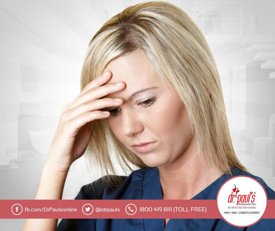 Don't wait if you are losing your hair rapidly. Just give us a call to book your free consultation. We can fix the #hairloss issue effectively. Contact now- 1800-419-8111 (Toll-free)