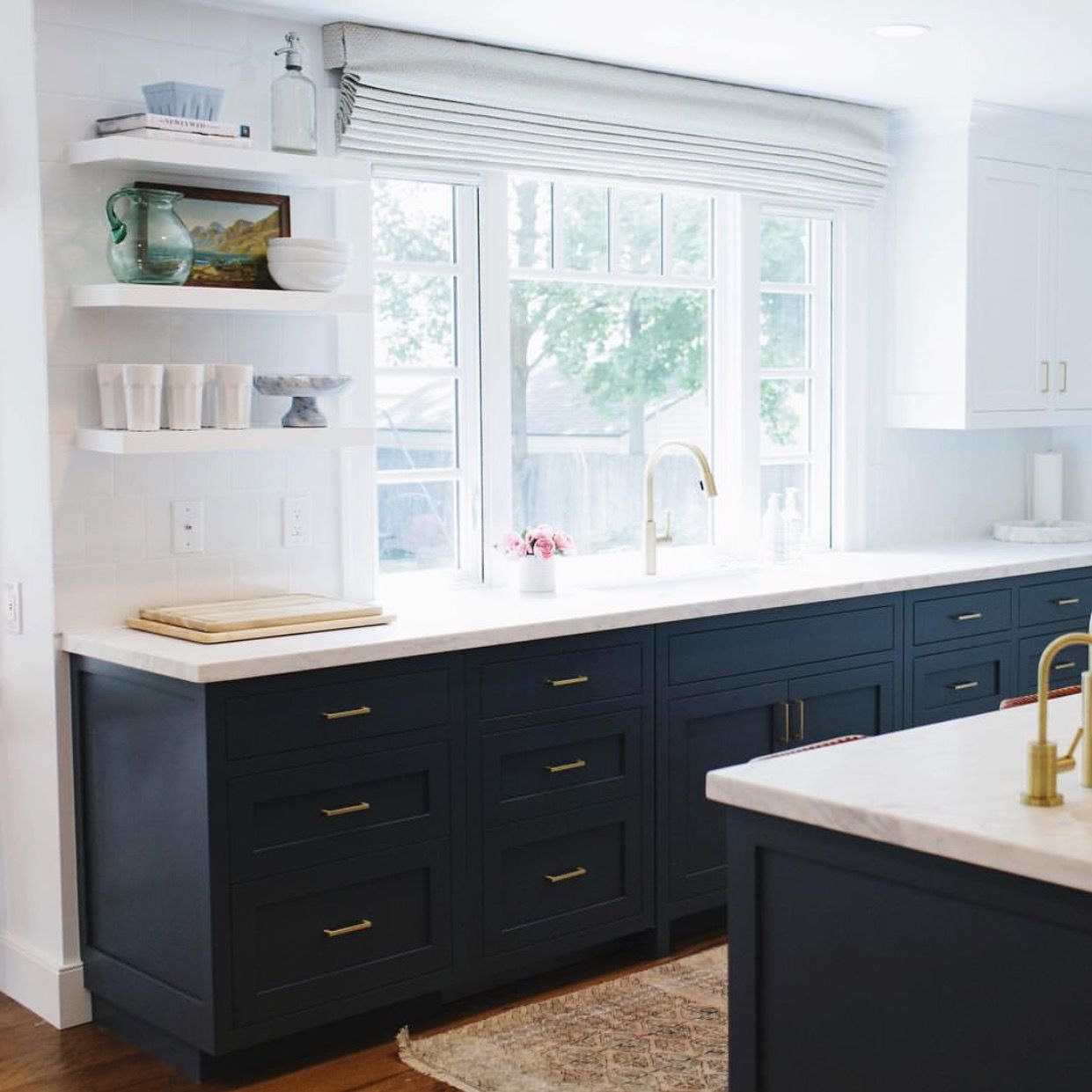 Two Tone Kitchen Cabinets Ikea: Pin By Heidi Bennett Cooper On Studio McGee