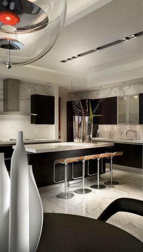 modern kitchen  küchendesign modern moderne